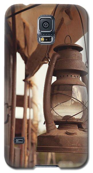 Wagon Lantern Galaxy S5 Case