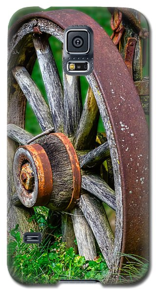 Wagon Wheel Galaxy S5 Case