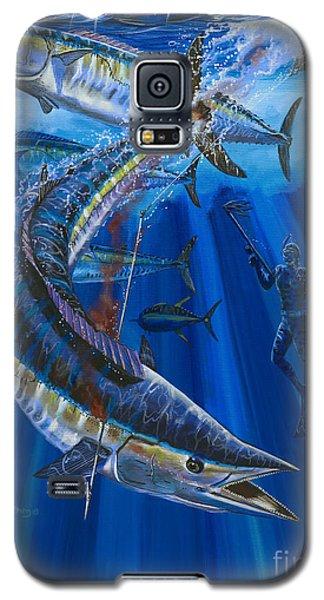 Wahoo Spear Galaxy S5 Case by Carey Chen