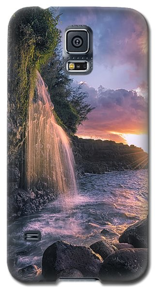 Galaxy S5 Case featuring the photograph Wai Kai II by Hawaii  Fine Art Photography