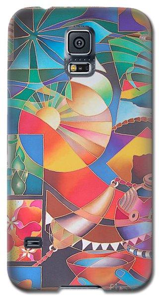 Wai Mai Vanua II Galaxy S5 Case