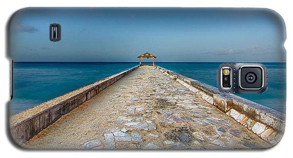 Waikiki Beach Walk Galaxy S5 Case