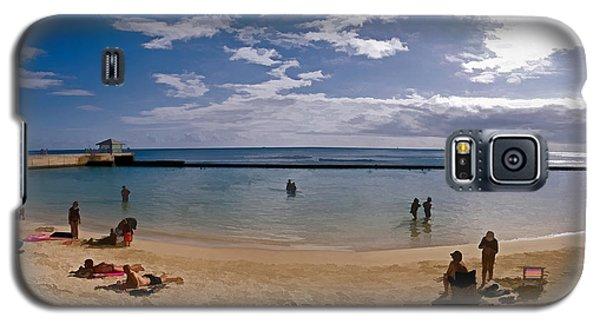 Waikiki Breakwater Galaxy S5 Case