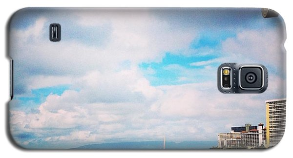 Waikiki Walls View Galaxy S5 Case