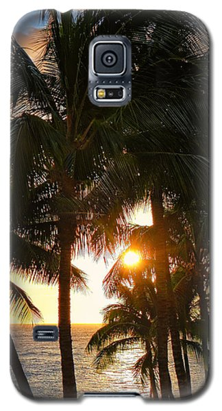 Waikoloa Palms Galaxy S5 Case