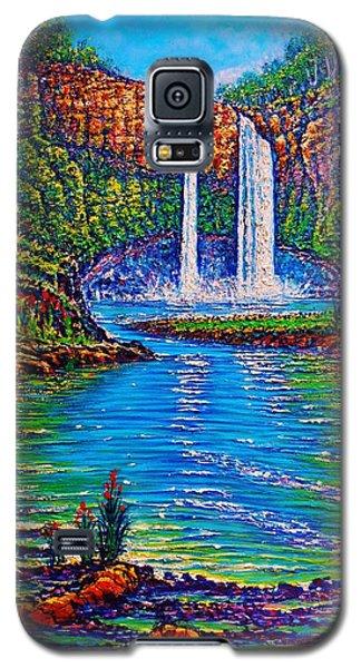 Wailua Falls II Galaxy S5 Case