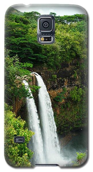 Wailua Falls Kauai Galaxy S5 Case