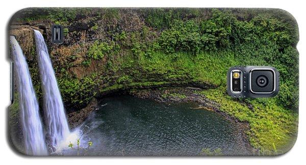 Wailua Falls Galaxy S5 Case