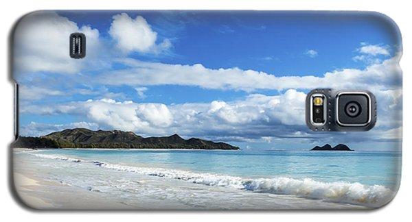 Waimanalo And Bellows Beach 1 Galaxy S5 Case