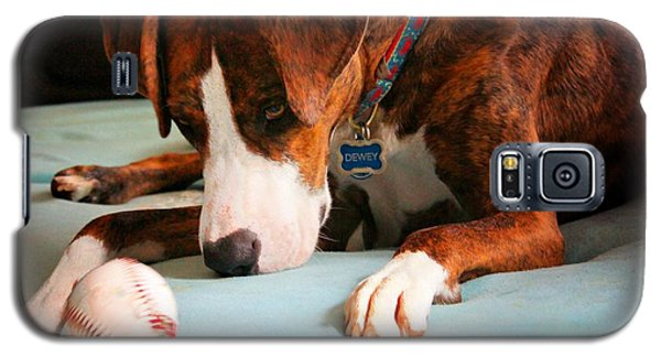 Galaxy S5 Case featuring the photograph Wait For It      Wait For It by Robert McCubbin