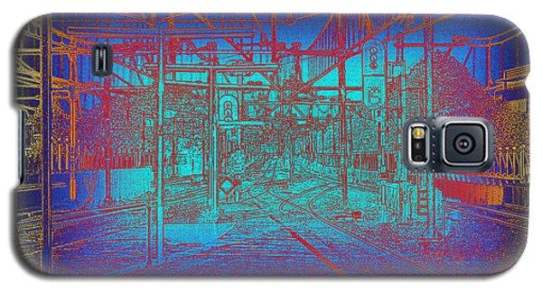 Waiting At Gouda Station Galaxy S5 Case