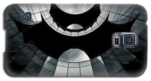 Superhero Galaxy S5 Case - Waiting For Batman by Sebastian-alexander Stamatis