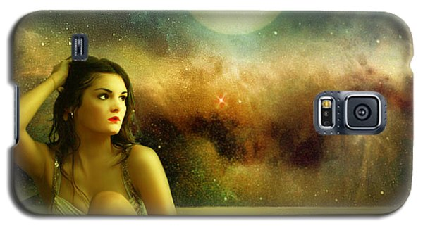 Waiting For Her Beloved Galaxy S5 Case by Ester  Rogers