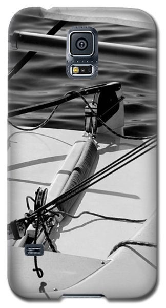 Galaxy S5 Case featuring the photograph Waiting For Sailors by Erin Kohlenberg