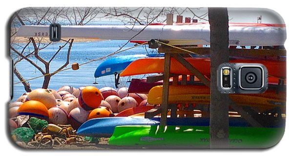 Waiting For Summer Galaxy S5 Case by Beth Saffer