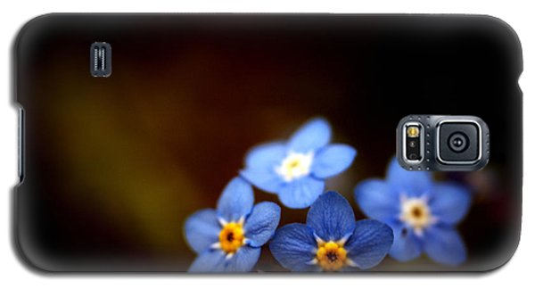 Galaxy S5 Case featuring the photograph Waiting For The Light by Rachel Mirror