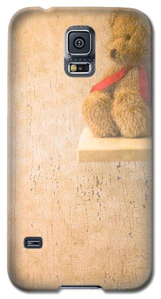 Waiting  Galaxy S5 Case by Jan Bickerton