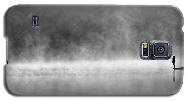 Cold Galaxy S5 Case - Waiting by Jure Kravanja