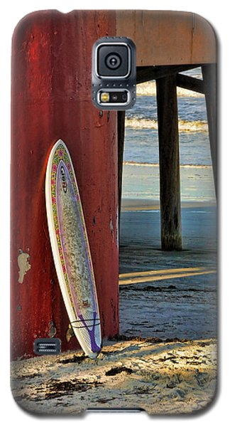 Waiting Galaxy S5 Case by Kenny Francis