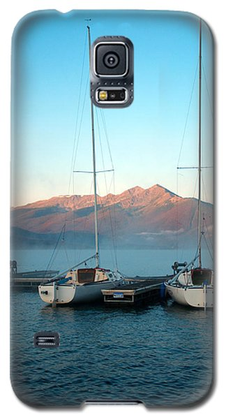 Waiting To Sail  Galaxy S5 Case