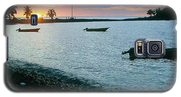 Waitukubuli Sunset Galaxy S5 Case