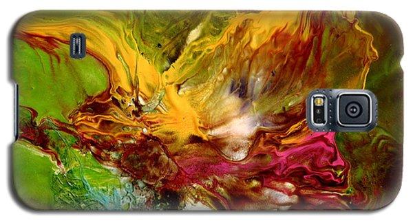 Wake Me Up Original Abstract Art Galaxy S5 Case