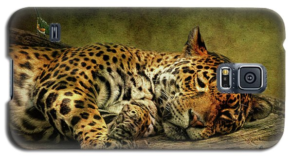 Wake Up Sleepyhead Galaxy S5 Case
