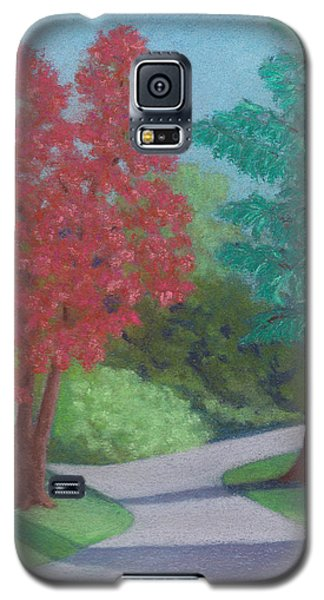 Waking Up Galaxy S5 Case