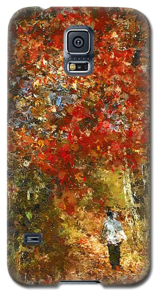 Walk On The Wild Side Galaxy S5 Case