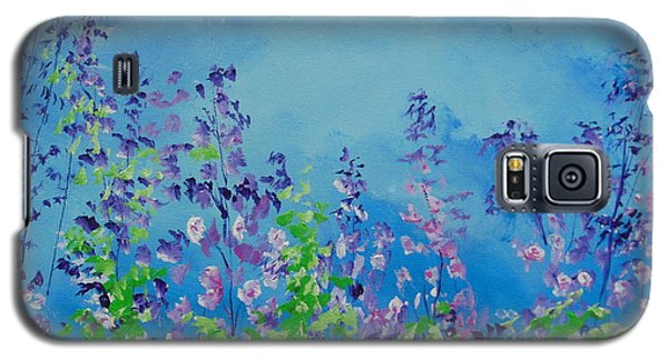 Walk Out Into The Fields Galaxy S5 Case