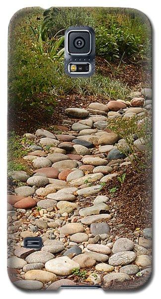 Walk This Way Galaxy S5 Case by Lena Wilhite