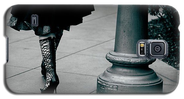 Walk This Way Galaxy S5 Case