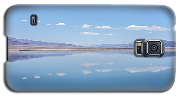 Walker Lake Mirror Galaxy S5 Case