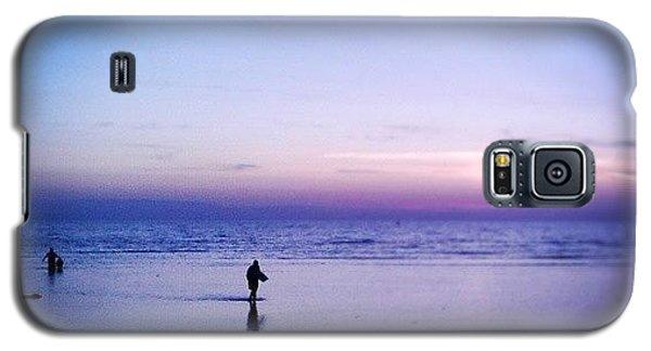 Colorful Galaxy S5 Case - Walkin On by Emanuela Carratoni