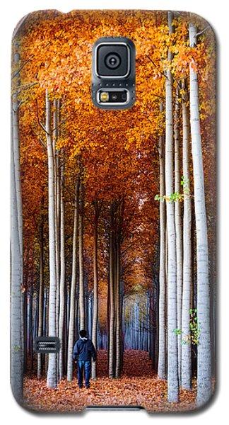 Walking Among Giants Galaxy S5 Case