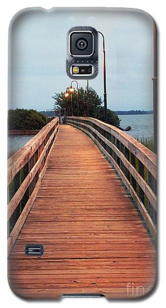 Walking Bridge Galaxy S5 Case
