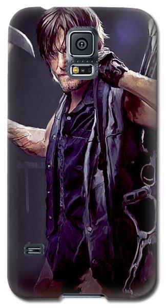 Walking Dead - Daryl Dixon Galaxy S5 Case