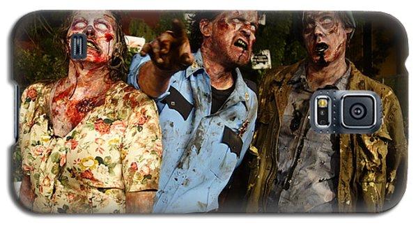 Walking Dead Galaxy S5 Case