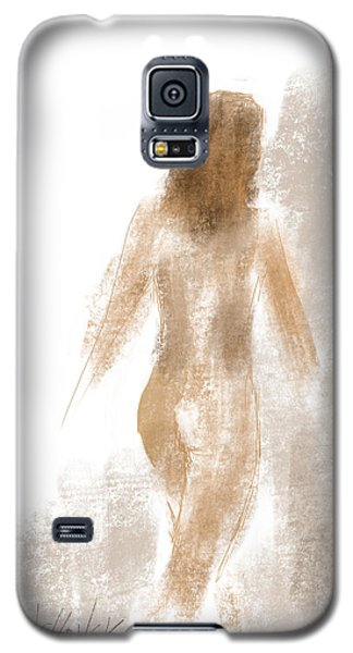 Walking Nude Galaxy S5 Case
