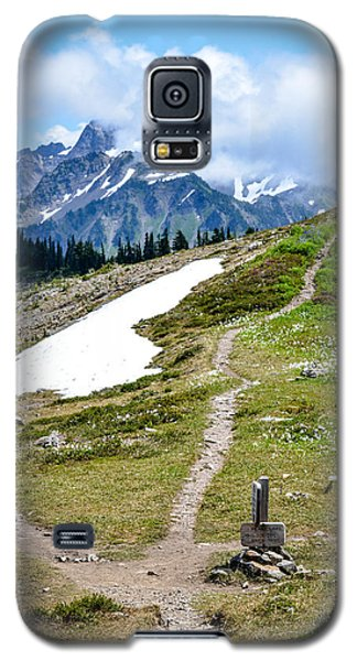 Walking On The High Divide Galaxy S5 Case
