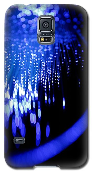 Galaxy S5 Case featuring the photograph Walking On The Moon by Dazzle Zazz