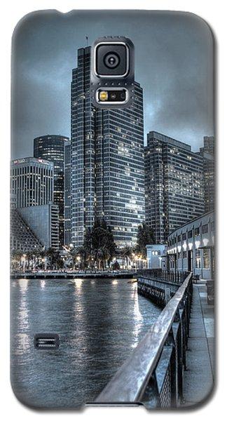 Walking The Embarcadero San Francisco Galaxy S5 Case