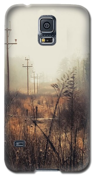 Walking The Lines Galaxy S5 Case by Jessica Brawley