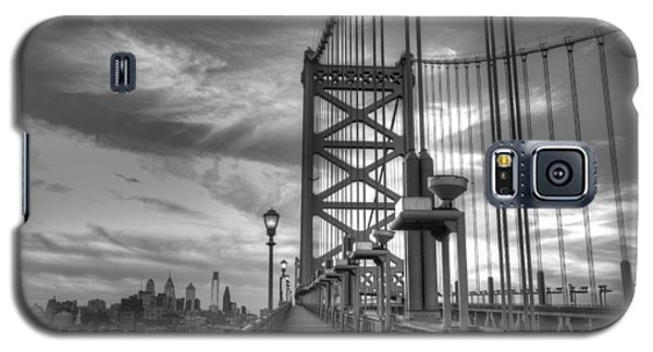 Walking To Philadelphia Galaxy S5 Case