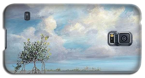 Walking Tree Galaxy S5 Case