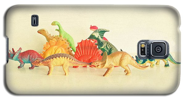 Walking With Dinosaurs Galaxy S5 Case by Cassia Beck