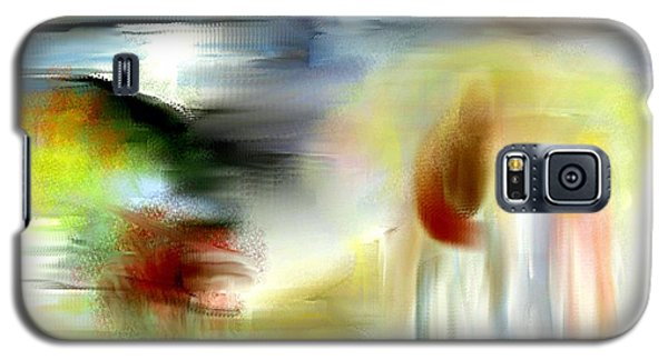 Walking With Jesus Galaxy S5 Case by Jessica Wright