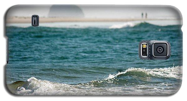 Walks On Water Galaxy S5 Case by Deena Otterstetter