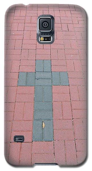 walkway of Faith Galaxy S5 Case
