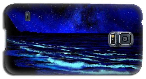 Wall Mural Bali Hai Tunnels Beach Kauai Galaxy S5 Case